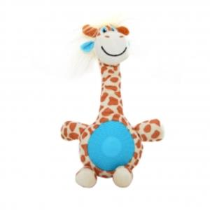 171325 اسباب بازي  Giraffe With Squeaker Belly